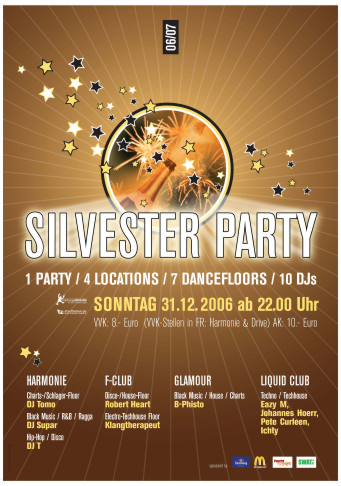 Silvester single party freiburg