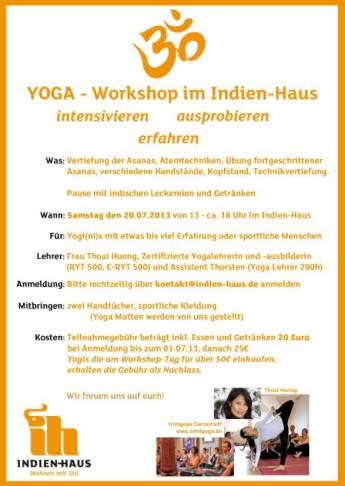 yoga workshop indien haus mainz. Black Bedroom Furniture Sets. Home Design Ideas