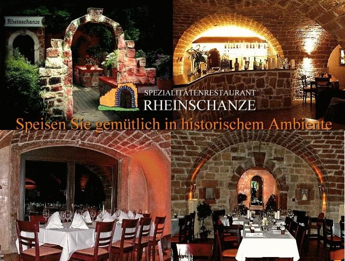 restaurant rheinschanze mainz kostheim stadtleben de. Black Bedroom Furniture Sets. Home Design Ideas