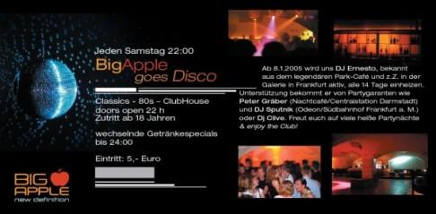 Big Apple Wiesbaden