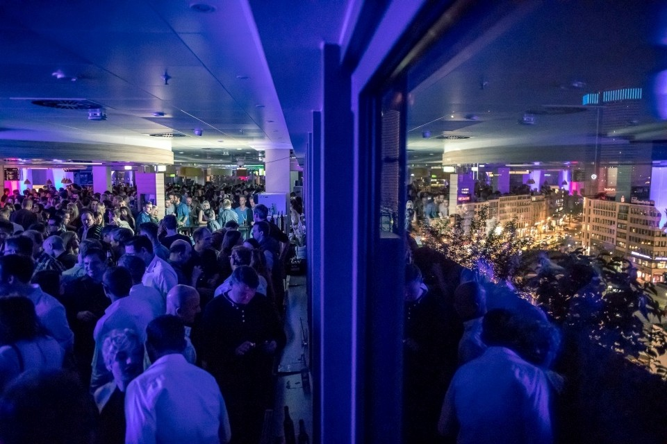 Party Frankfurt