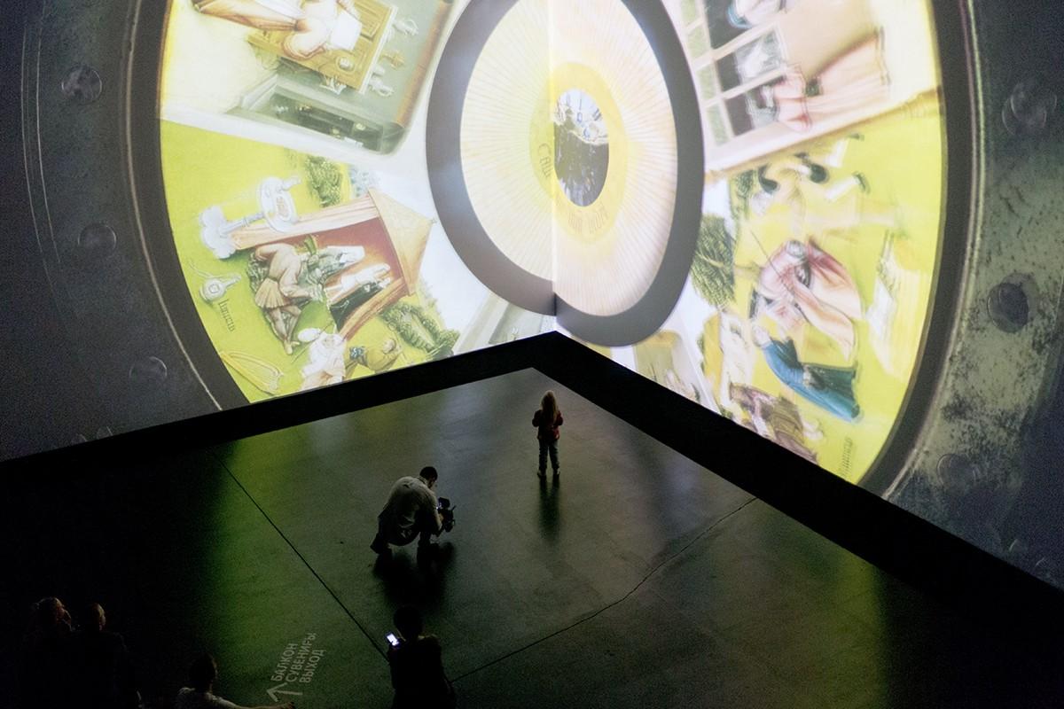 23052017 Hieronymus Boschvisions Alive Das Multimedia