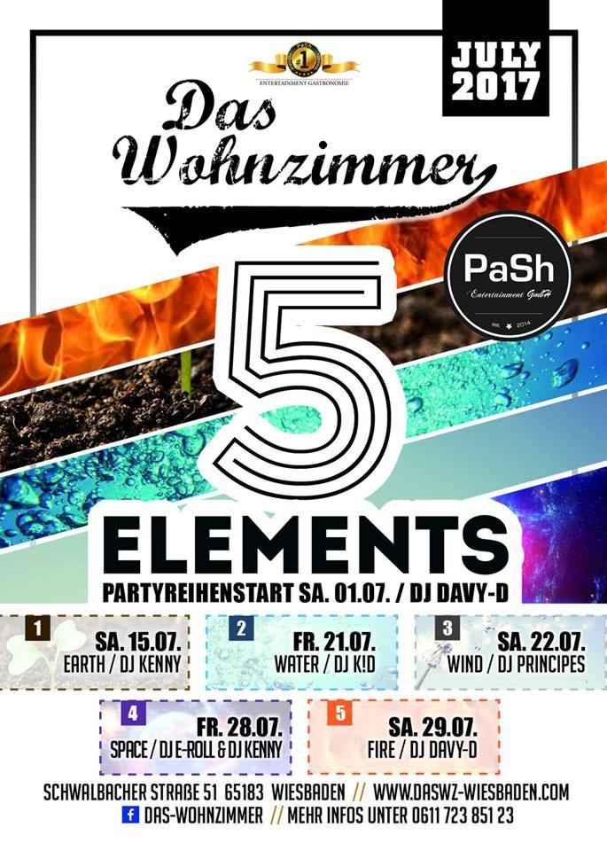 Datum Samstag 29072017 Location Das Wohnzimmer Ort 65183 Wiesbaden