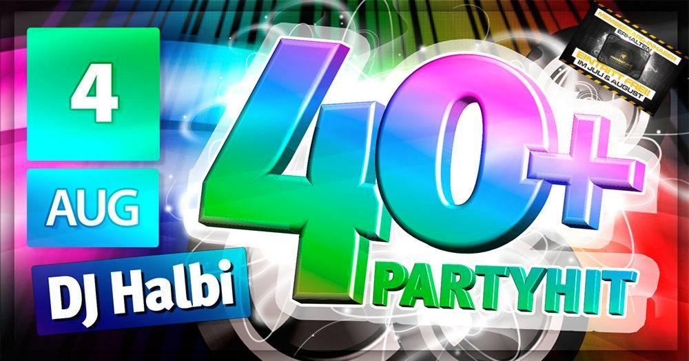 ü40 Party Mainz