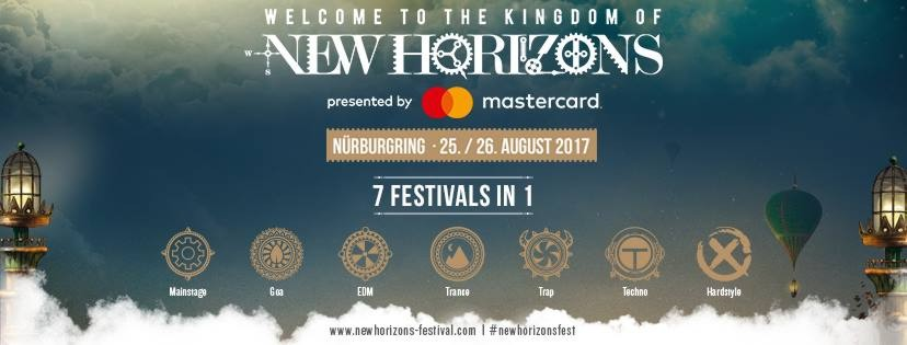 new horizons festival n rburgring n rburg. Black Bedroom Furniture Sets. Home Design Ideas