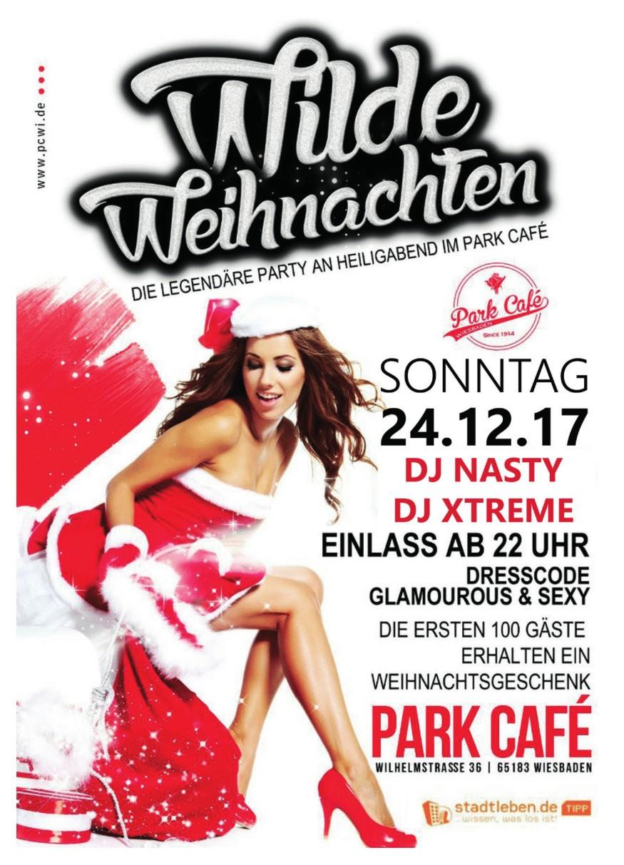 24.12.2017 - WILDE Weihnachten- Die Legendäre Weihnachtsparty, Park ...