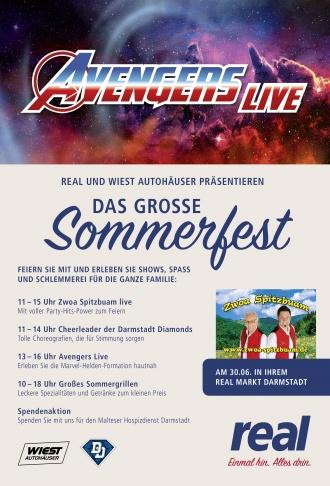 30.06.2018 - real und Wiest Autohäuser präsentieren das Grosse ...