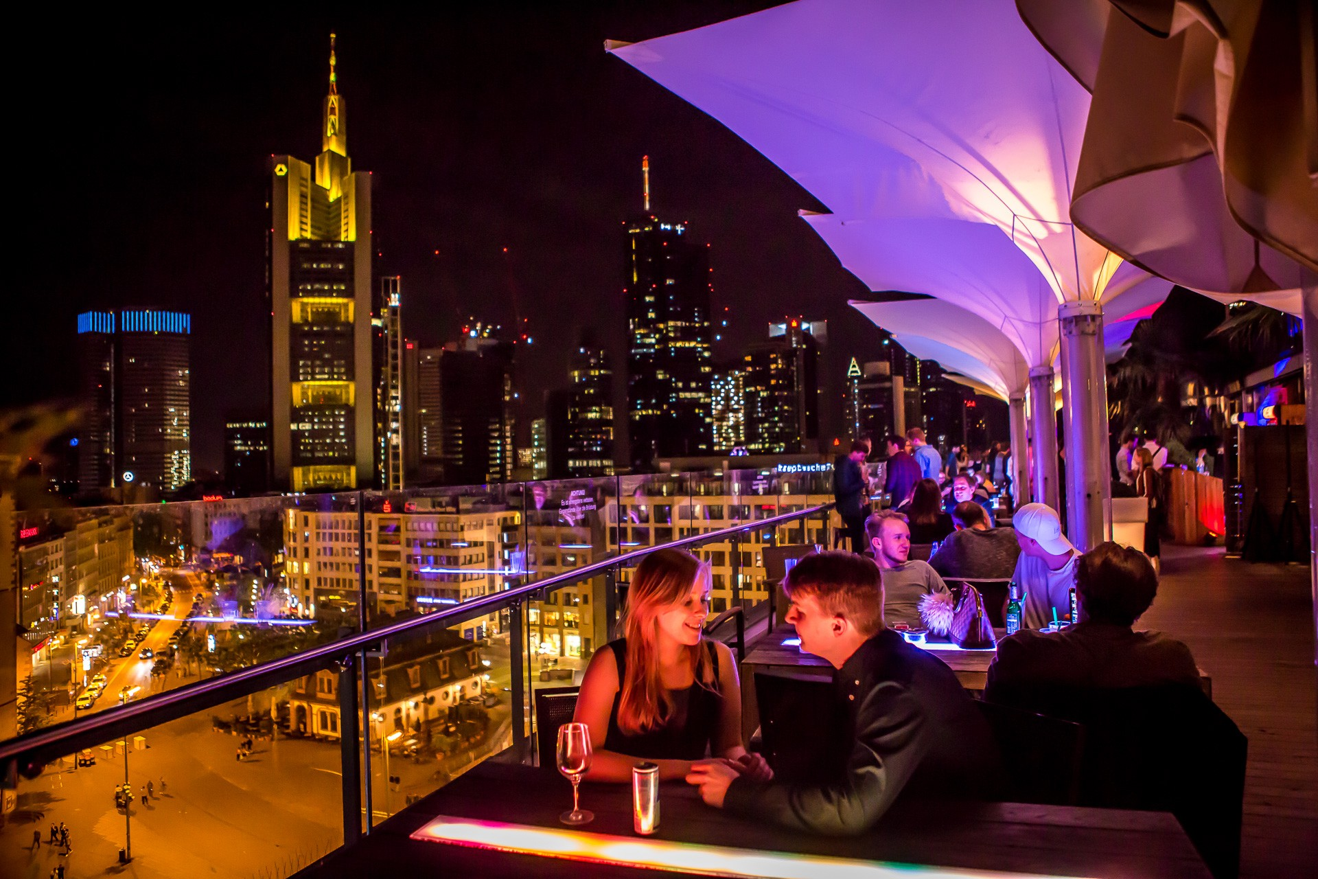 04.08.2018 - 7 - Party with a view, Leonhards Skyline