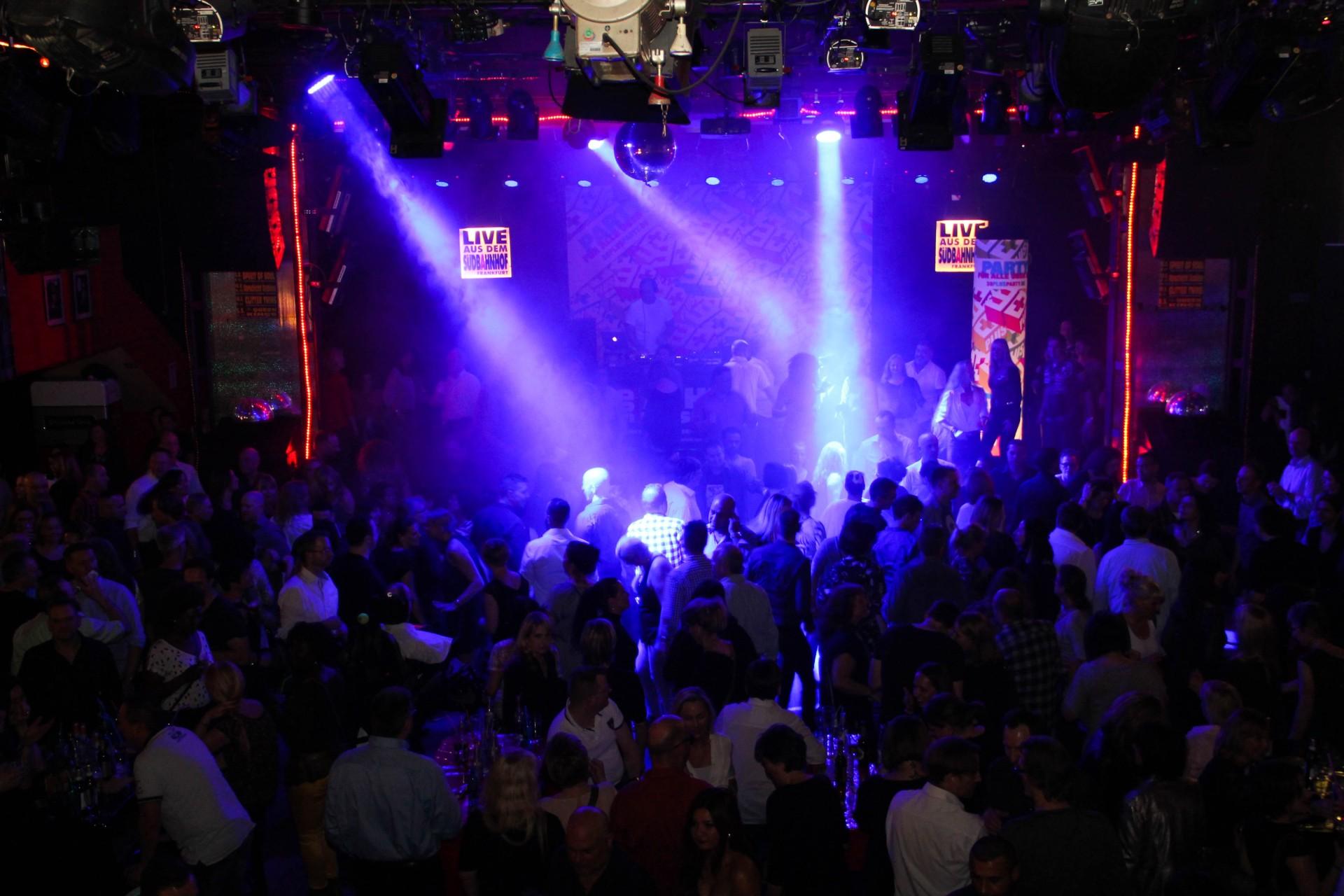 20.10.2018 - 30 Plus Party, Südbahnhof, Frankfurt am Main