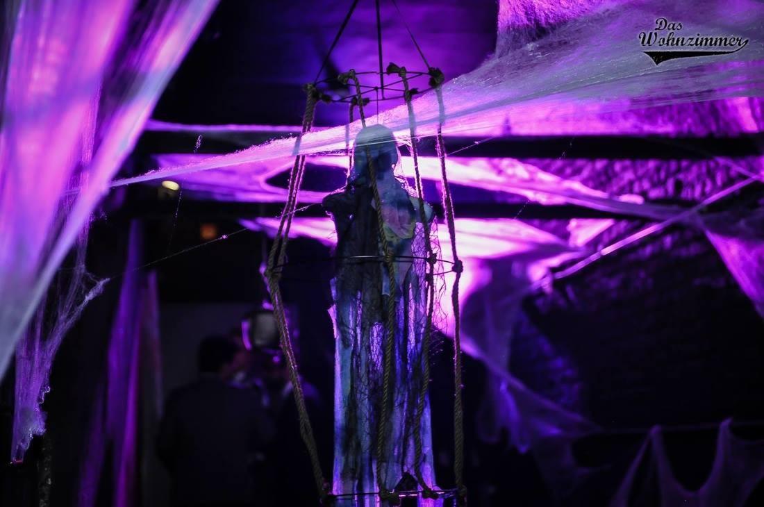 30102018 Halloween Party Mit Dj Princeps Das Wohnzimmer Wiesbaden