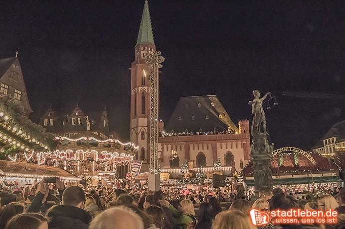 Weihnachtsmarkt Frankfurt Am Main.04 12 2018 Frankfurter Weihnachtsmarkt Römerberg Frankfurt Am Main