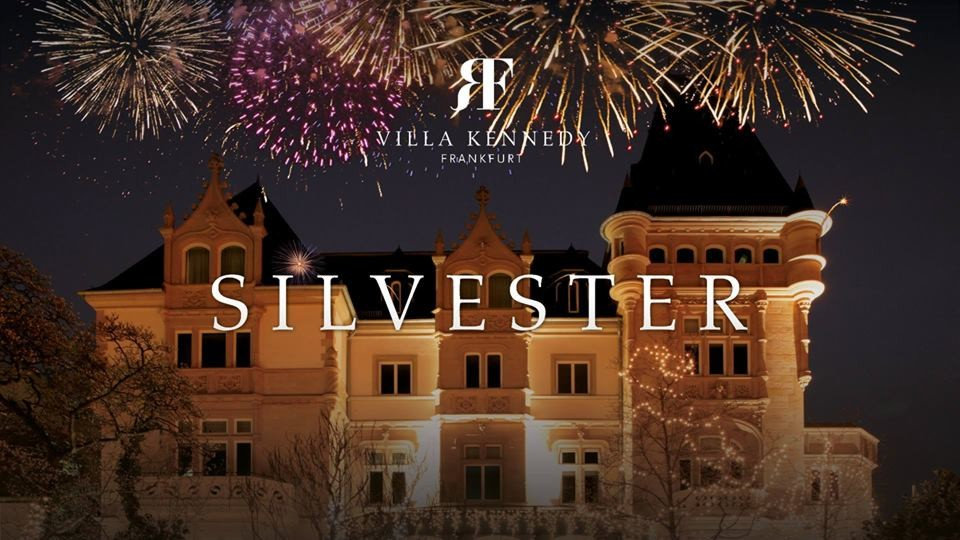 31 12 2018 Silvester Dinner Party Hotel Villa Kennedy