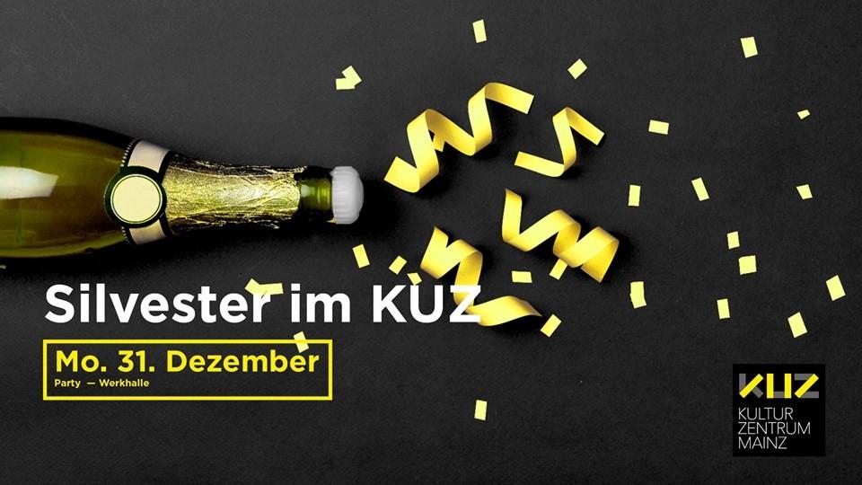 31 12 2018 Silvester Im Kuz Kulturzentrum Mainz Kuz Mainz