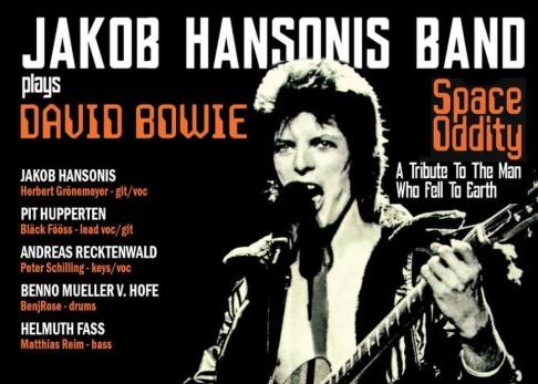 19 10 2019 Space Oddity Tribute To David Bowie Jakob