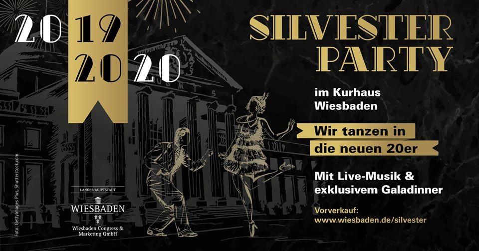 Wiesbaden Silvester 2020