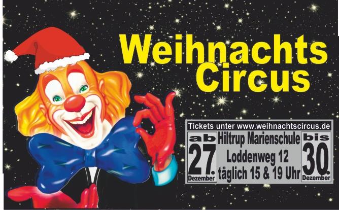 münsteraner weihnachtszirkus