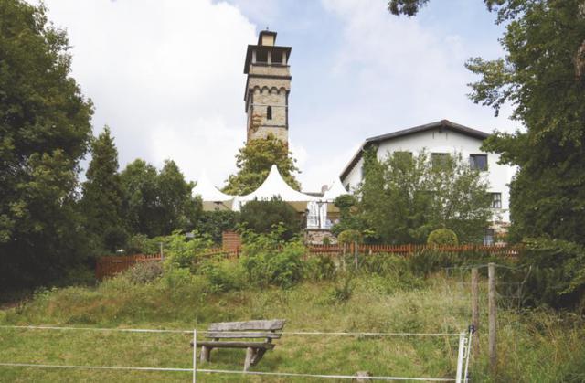 Berggasthof Kellerskopf