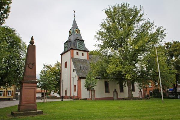 Pauluskirche, Erbenheim, Wiesbaden, Gottesdienst