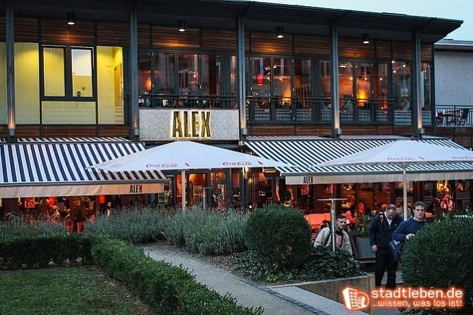 ALEX Restaurant - Außen
