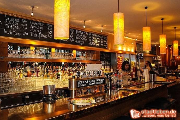 ALEX Restaurant - Innen