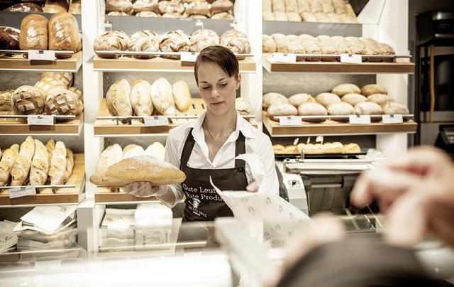 Bäckerei Fachverkäuferin