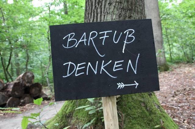 Barfuß-Pfad