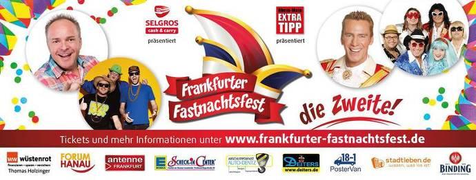 Fasching Frankfurt 2021