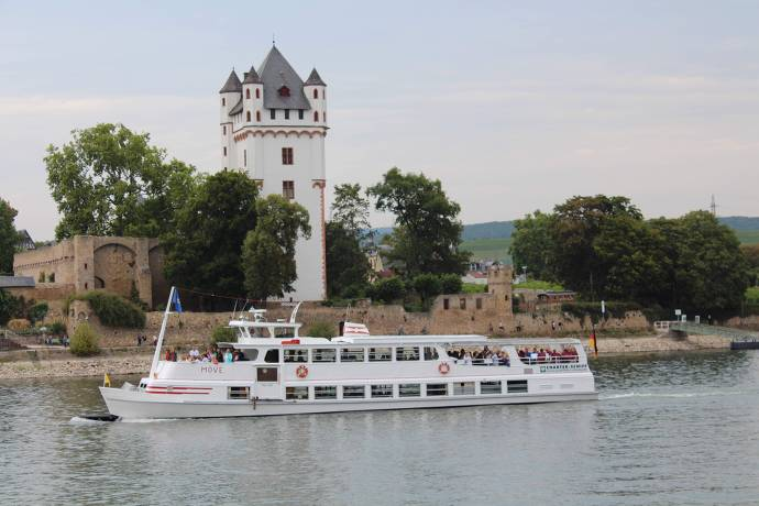 Personenschifffahrt Nikolay