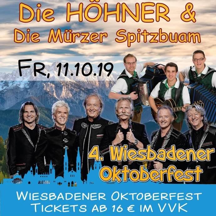Oktoberfest Wiesbaden 2021
