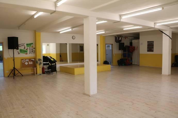 VITA VITAL Fitnessstudio Kursraum