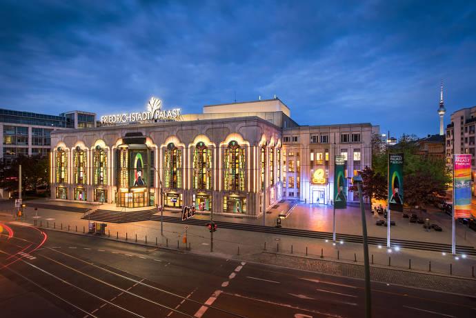 Der Palast in Berlin
