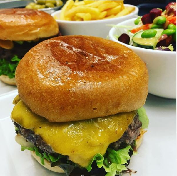 Mathilda - Essen -  Burger