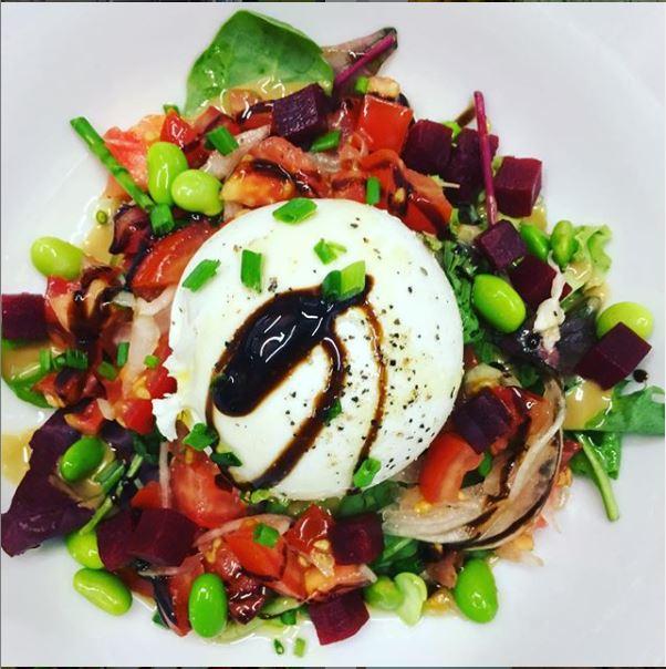 Mathilda - Essen - Salat