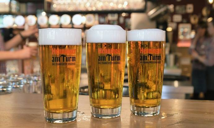 Henniger am Turm - Bier