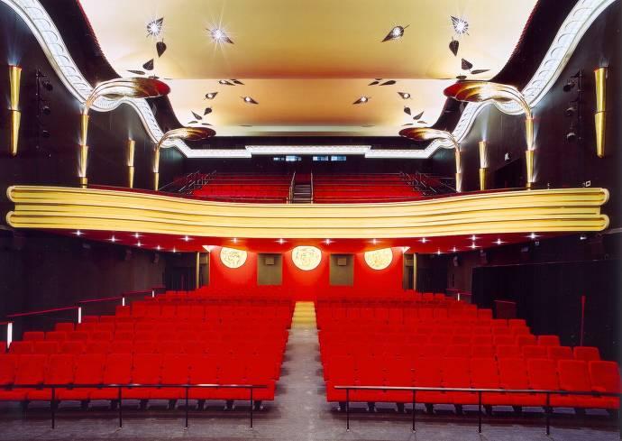 Cali Gari Filmbühne Kinosaal