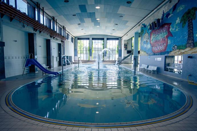 Nicht-Schwimmerbecken