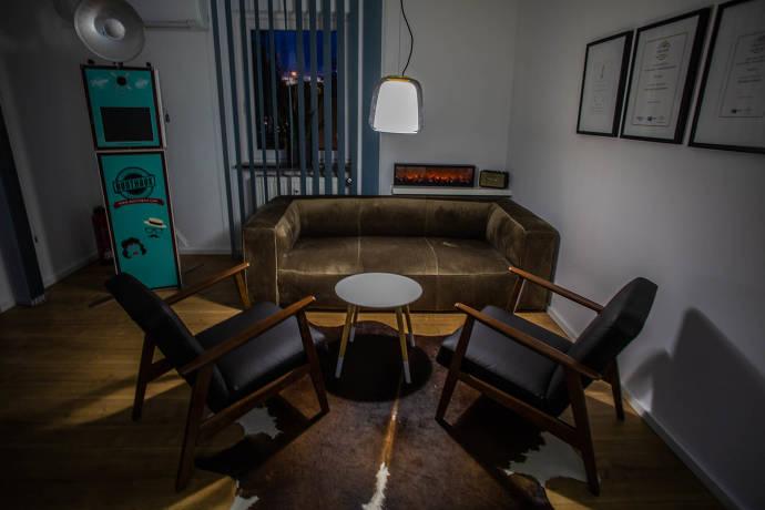 Meetingraum, Tagungsraum,  Sitzecke