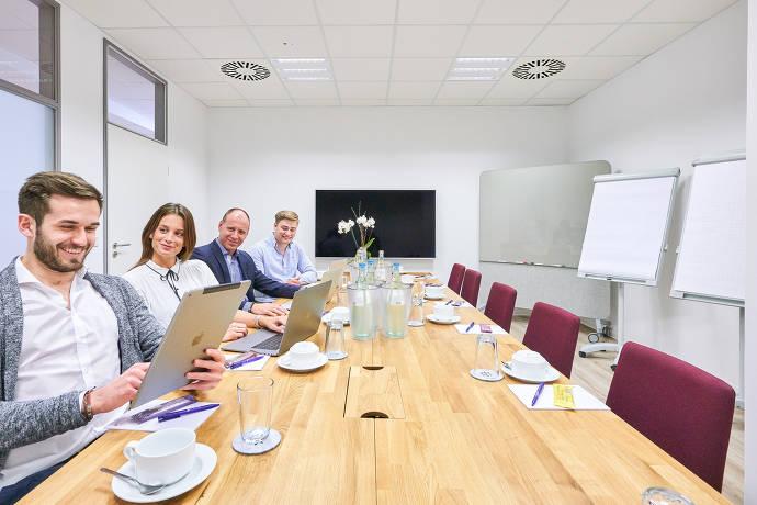 Konferenzraum - First Choice Business-Center