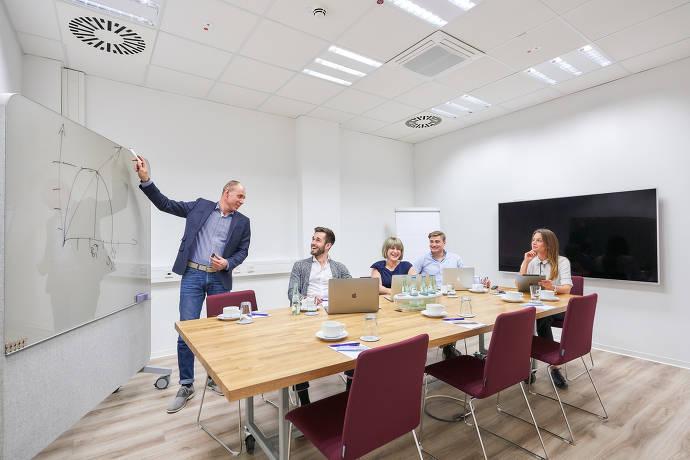 Meetingraum First Choice Business-Center