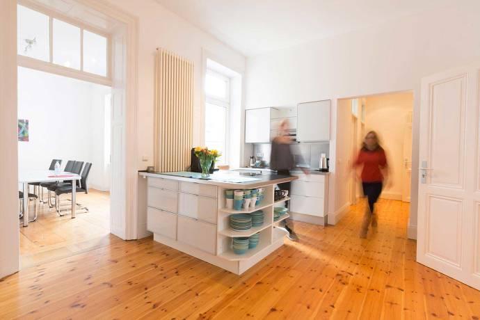 Ebene 11 Küche
