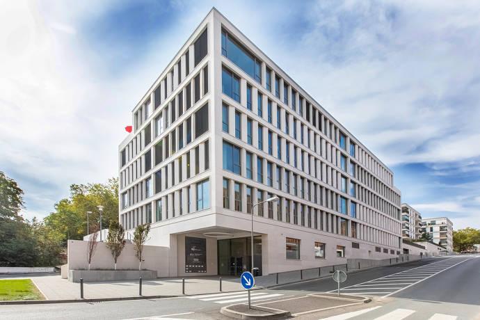 ecos office center - Außenansicht