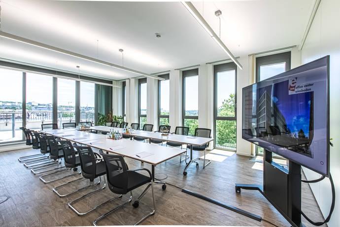 ecos office center - Tagungsraum IC3