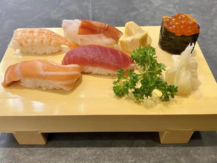 Sushi, Bar, Nomu, Frankfurt, Sushiplatte