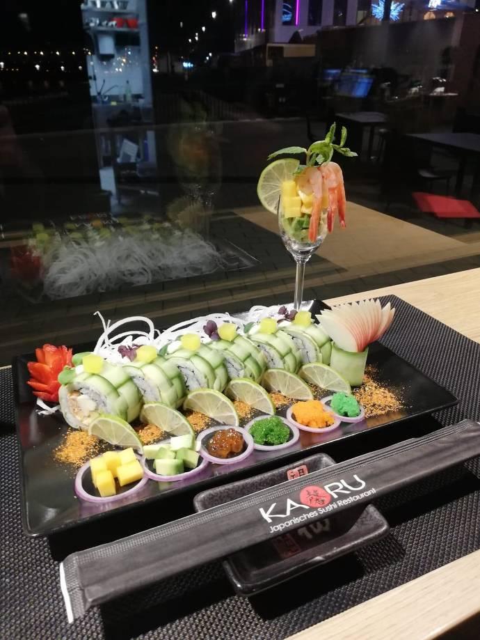 Sushi, Frankfurt am Main, Restaurant