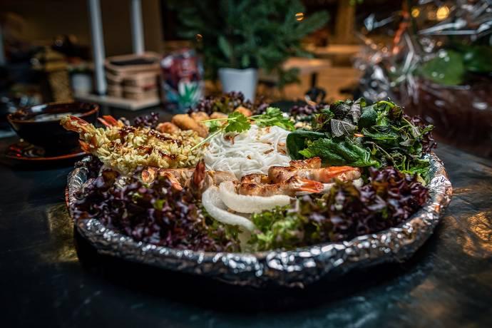 Fusion, Sushi, Vietnamesisch, Restaurant