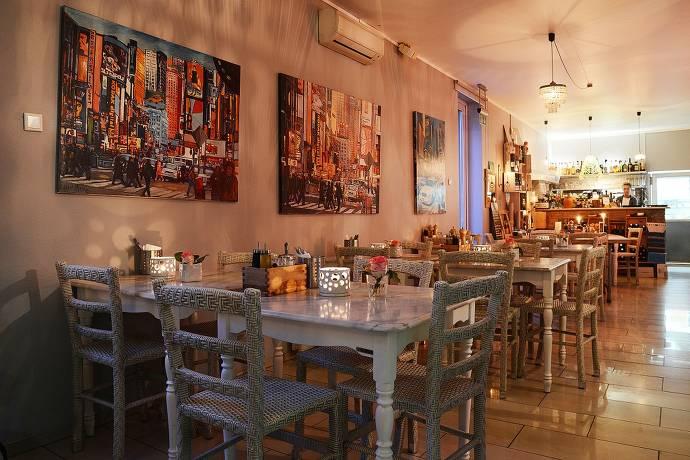 einrichtung, restaurant, cafe