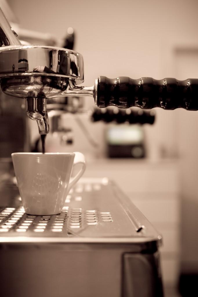 kaffeemaschine, kaffee, tee,