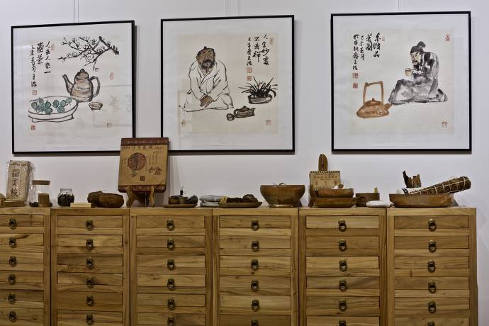 China, Kunst