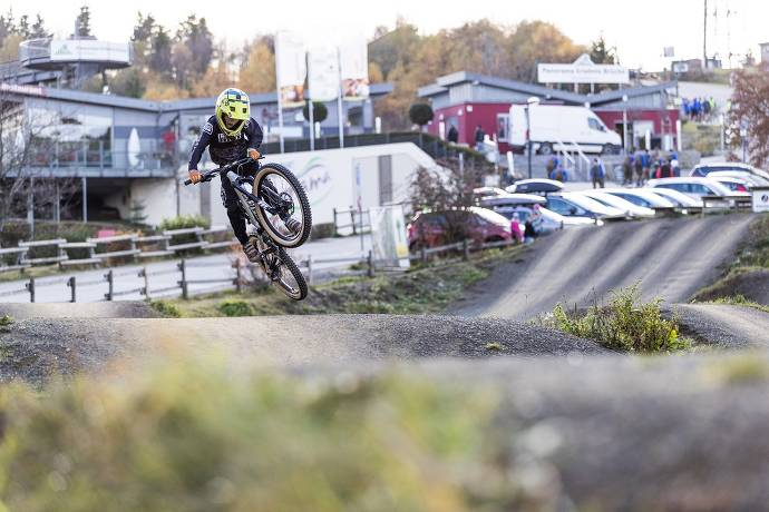 MTB Anfänger Bikepark Winterberg