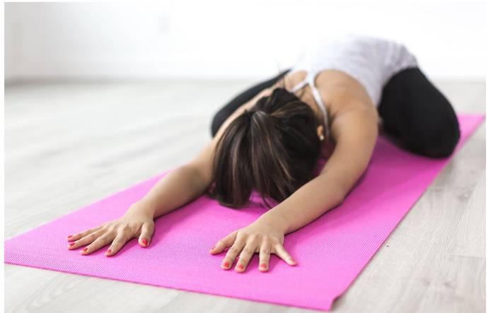 Yoga, Übung